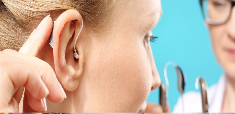 The Different Types Of Hearing Aids Available To You
